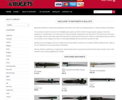 Bayonets and Bullets