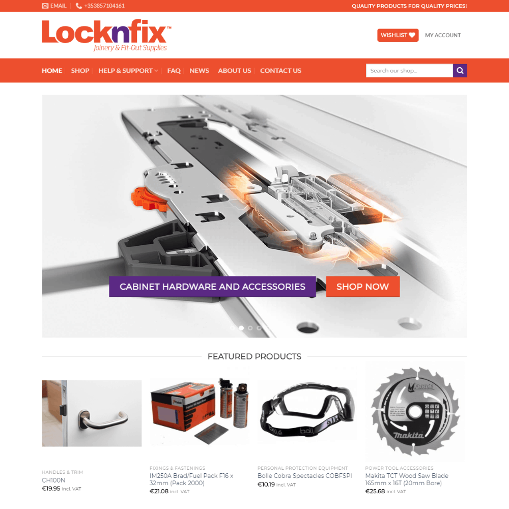 Lock n Fix- New Website Launched