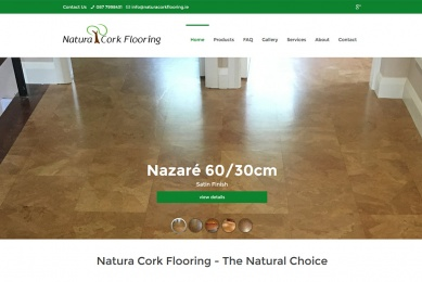 Natura Cork Flooring